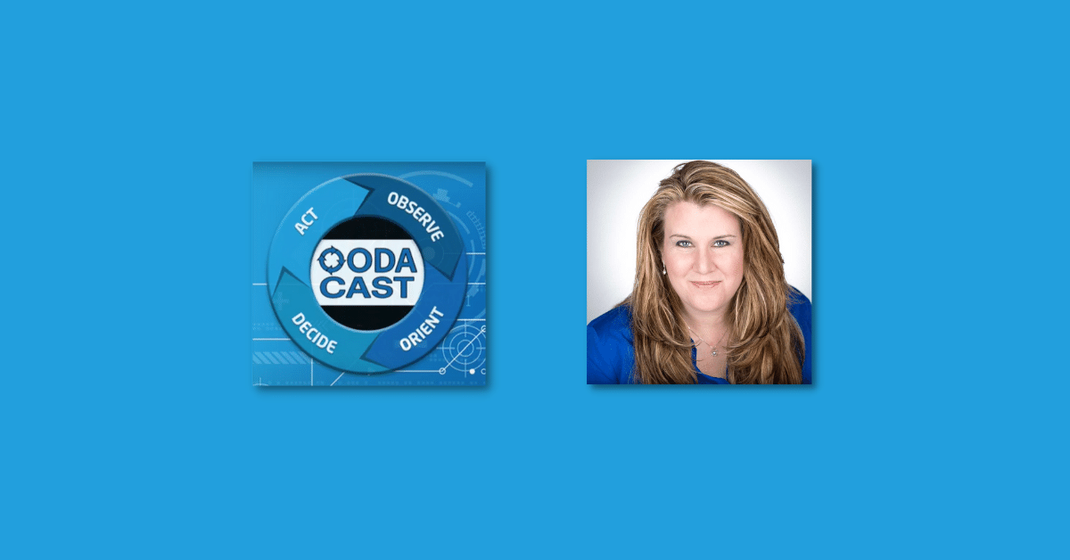 Katzcy's Jessica Gulick Talks Cybersecurity as an Esport on OODAcast